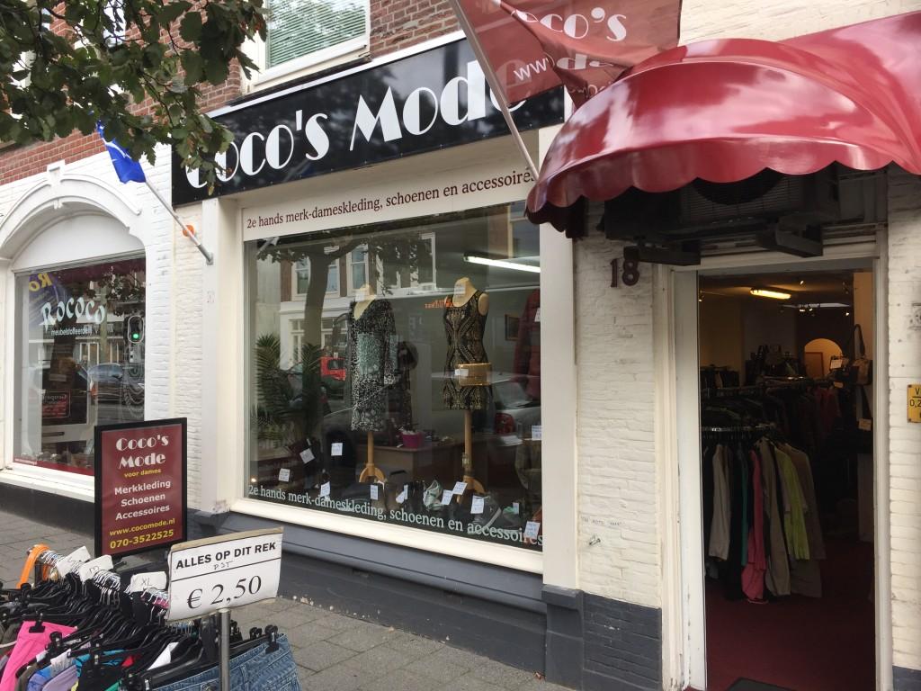 Dames Kleding Winkel.Coco S Mode De Winkel In Scheveningen Voor 2e Hands Dames